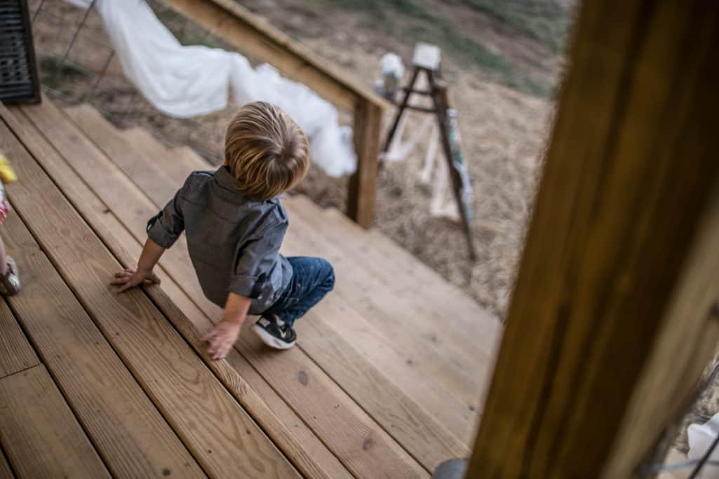 Kids love the farm.